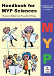 Handbook for MYP Science 2nd Edition (Color PDF)