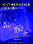 Maths HL Core 5th Edition