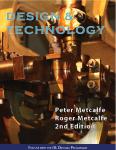 Design and Techology 2nd Edition