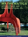 Mathematics Applications and Interpretations HL